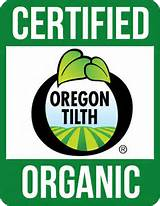 J.Berry Products are Certified Organic